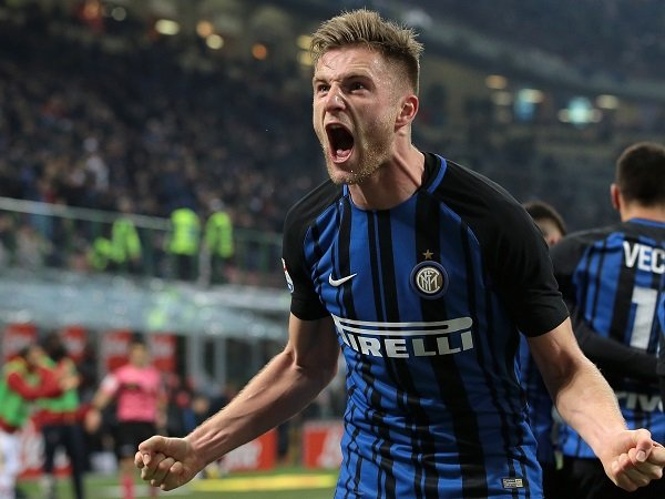 Petinggi Manchester City Izinkan Guardiola Bajak Skriniar dari Inter Milan