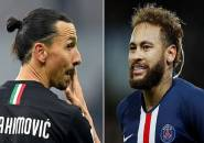 Wow! Neymar Akui Ingin Bermain Bersama Ibrahimovic