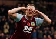 Ashley Barnes Absen saat Burnley Lawan Chelsea