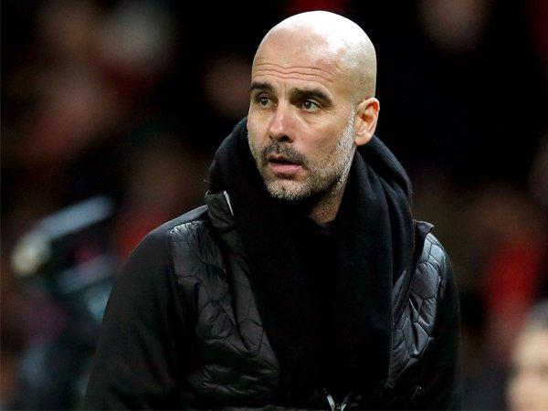 Guardiola Belum Tahu Kapan Laporte dan Sane Kembali Beraksi