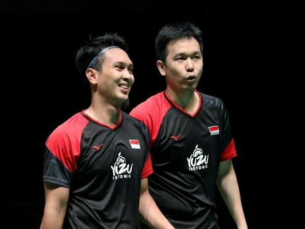 Malaysia Masters 2020: Hendra/Ahsan Dipaksa Akui Keunggulan Li/Liu