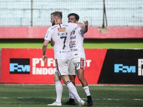 Melvin Platje Antusias Laga Kualifikasi LCA Kontra Tampines Rovers