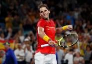 Rafael Nadal Kecolongan Satu Set Sebelum Spanyol Pastikan Diri Lolos Ke Final ATP Cup