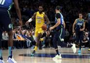 Tanpa Anthony Davis, Lakers Masih Mampu Permalukan Mavericks