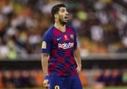 Jalani Operasi Lutut, Luis Suarez Absen Perkuat Barcelona