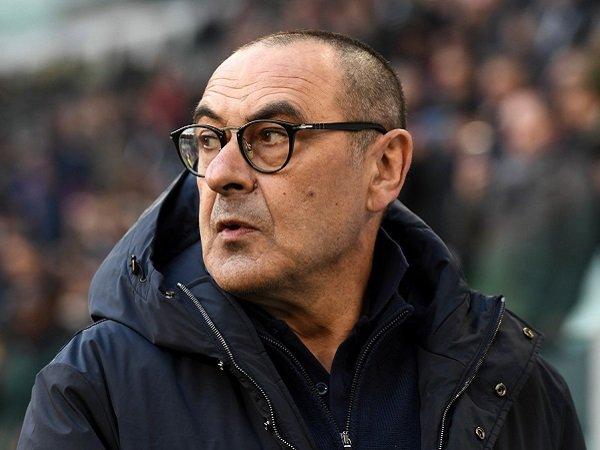 Kontra Roma, Sarri Inginkan Juventus Lanjutkan Performa