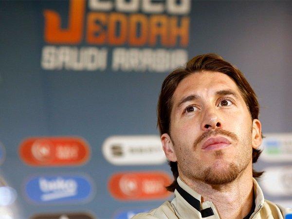 Ramos Akui Format Baru Piala Super Spanyol Untungkan Real Madrid