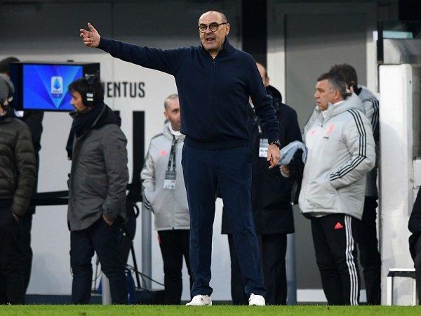 Sarri Indikasikan Rotasi Line-Up Juventus Saat Hadapi Roma