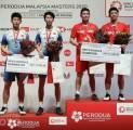 Hasil Malaysia Masters 2020: China Borong Tiga Gelar