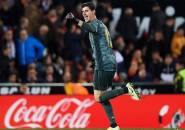 Jadi Pahlawan Real Madrid dalam Adu Penalti, Ini Kata Courtois