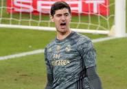 Juarai Piala Super Spanyol, Presiden Real Madrid Klaim Courtois Kiper Terbaik Dunia