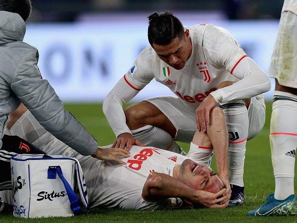 Juventus Konfirmasi Cedera ACL untuk Merih Demiral