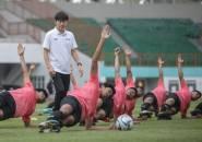 Latihan Perdana Timnas Indonesia, Shin Tae-yong Keluhkan Stamina Pemain