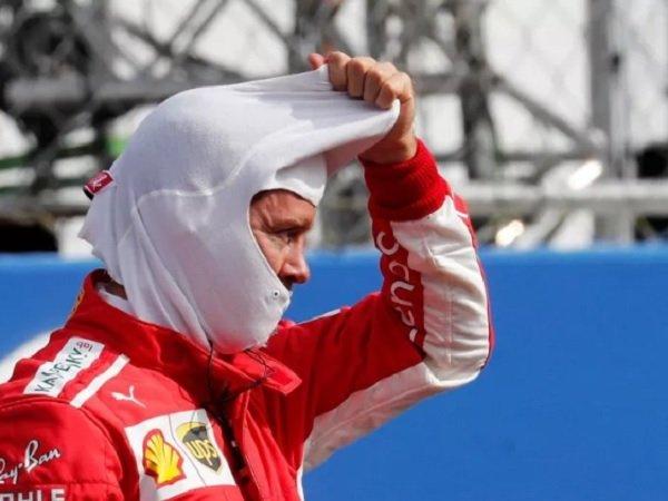 Masa Depan Sebastian Vettel di Ferrari Ditentukan pada F1 2020