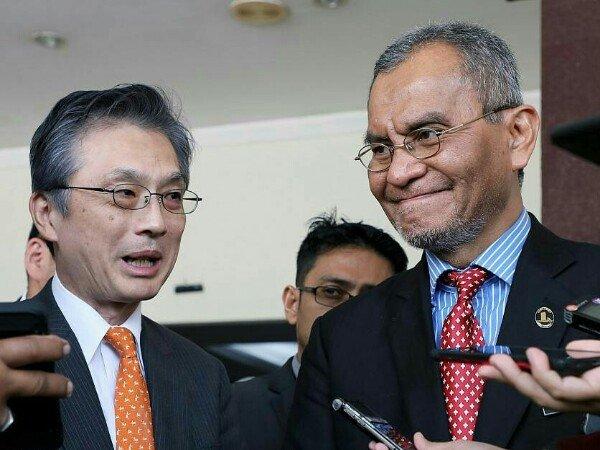 Menteri Kesehatan Malaysia Pastikan Momota Tak Mengalami Cedera Serius