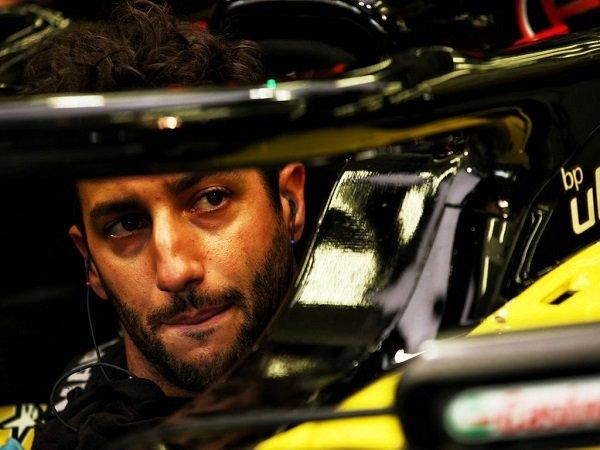 Mulai Diincar Ferrari, Begini Tanggapan Ricciardo