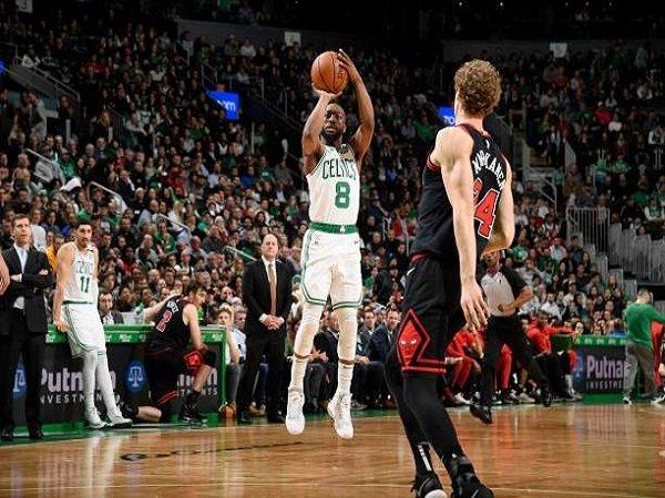 Boston Celtics Menang Meyakinkan Atas Chicago Bulls
