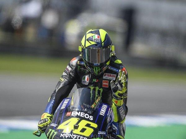 Capirossi Pesimistis Rossi Lanjutkan Kariernya di MotoGP di Tahun 2021