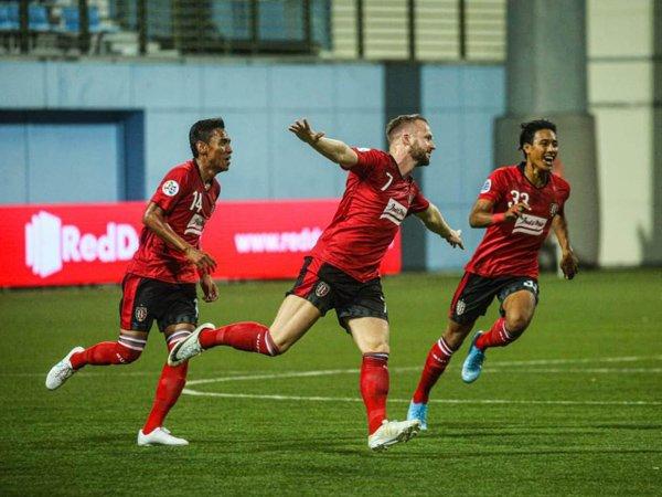 Dipaksa Bemain 120 Menit, Bali United Sukses Lewati Hadangan Tampines Rovers