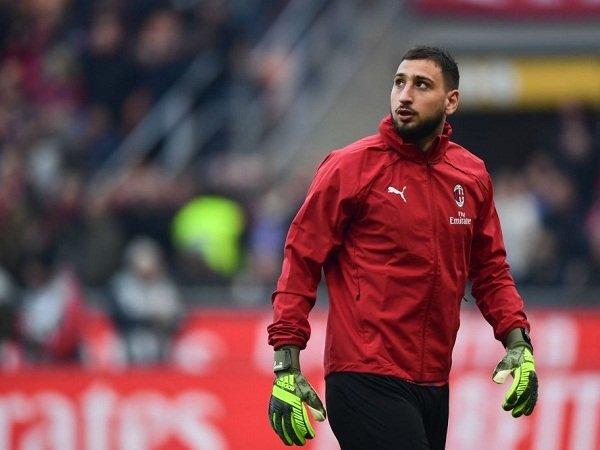 Donnarumma Cedera, Milan Terpaksa Turunkan Kiper Pelapis Lawan Udinese?