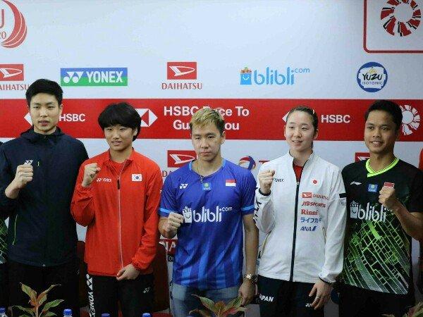 Indonesia Masters 2020: Anthony Berharap Bisa Jaga Fokus
