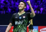 Indonesia Masters 2020: Jonatan Masih Penasaran Raih Gelar Super 500