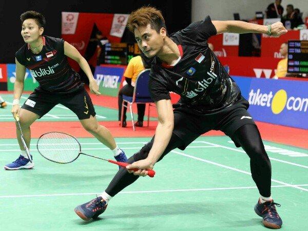 Indonesia Masters 2020: Tontowi/Apriyani Tembus Babak Utama