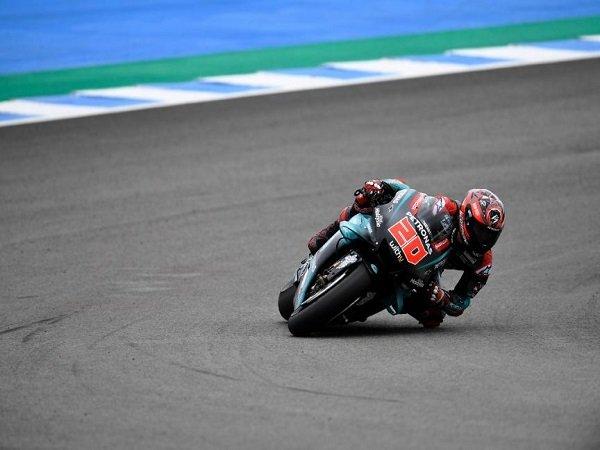 Mir Dibuat Heran Oleh Debut Impresif Quartararo di Ajang MotoGP