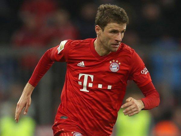 Muller Masih Buka Kemungkinan Gabung MU atau Inter Milan