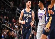 New Orleans Pelicans Kalahkan Detroit Pistons Dalam Drama Overtime