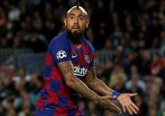 Arturo Vidal Disebut Lebih Kuat Ketimbang Eriksen