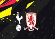 Prediksi Starting XI Tottenham Hotspur Kontra Middlesbrough
