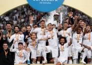 Real Madrid Hasilkan 12 Juta Euro dari Piala Super Spanyol
