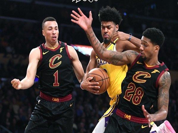 Sempat Tertinggal, Lakers Bangkit dan Kalahkan Cavaliers
