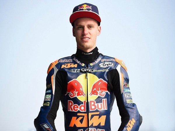Binder Begitu Antusias Tatap Debutnya di Ajang MotoGP