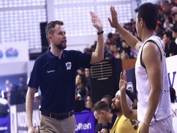 Evaluasi Seri 1, Coach Ghibbi Ingin Prawira Bandung Rebut Lebih Banyak Rebound