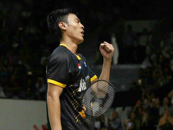 Indonesia Masters 2020: Tundukkan Mantan Peringkat Satu Dunia, Shesar ke Babak Kedua