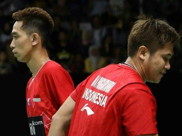 Indonesia Masters 2020: Wahyu/Ade Gagal Lewati Hadangan Ganda Putra Malaysia