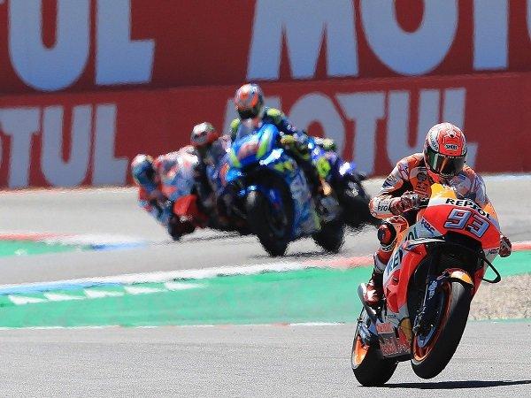 Jadwal Tes Pramusim MotoGP 2020