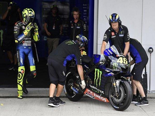 Jarvis Sebut Keputusan Rossi Untuk Ganti Kepala Kru Sudah Tepat