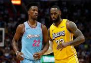 Jimmy Butler Masih Sebut LeBron James Sebagai Pemain Terbaik di NBA