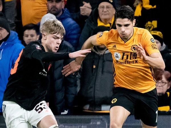 Man United Diprediksi Tak Akan Kesulitan Singkirkan Wolverhampton Wanderers