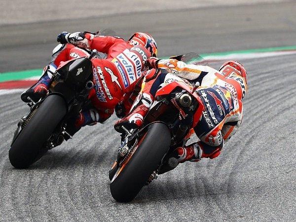 Soal Pengembangan Motor, Ducati Kerap Kali Terinspirasi Dari Honda dan Yamaha