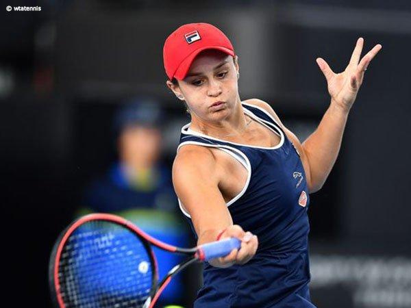 Ashleigh Barty Tantang Danielle Collins Di Semifinal Adelaide