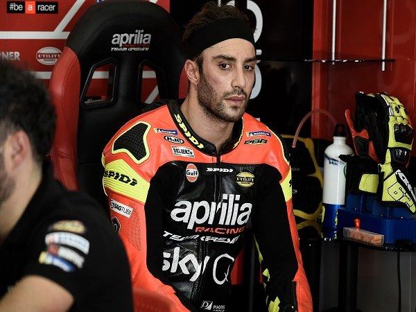 Bos Aprilia Ingin FIM Beri Keputusan Jelas Soal Masa Depan Iannone