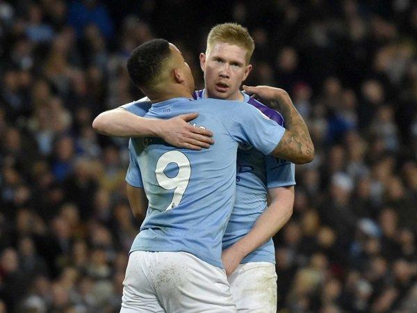 Kevin De Bruyne dan Gabriel Jesus Cocok Main Bersama di Manchester City