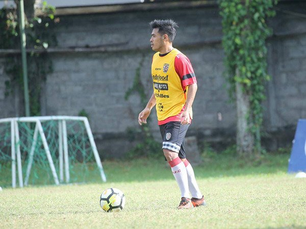 Duo Eks Semen Padang FC Reunian di Persela