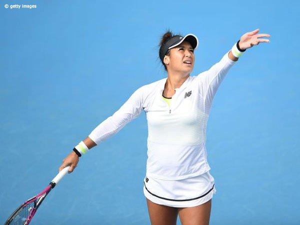 Heather Watson Tahan Ambisi Elise Mertens Untuk Melaju Ke Semifinal Di Hobart