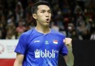 Indonesia Masters 2020: Menang Cepat, Jonatan Tembus Perempat Final