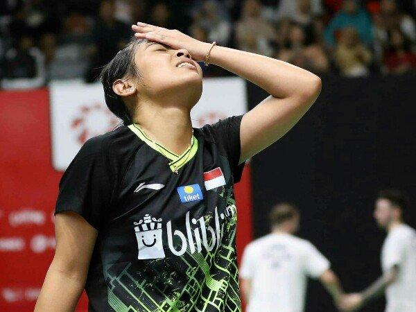 Indonesia Masters 2020: Gregoria Tersingkir di Tangan Atlet Jepang